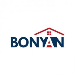 لوجو شركة بنيان للتشييد وادارة المشروعات