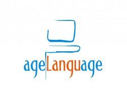 لوجو شركة شركة لغة العصر