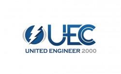 لوجو شركة يونايتد انجينير 2000