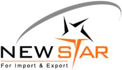لوجو شركة نيو ستار لاستيراد وتصدير المواد الغذائية والتوكيلات