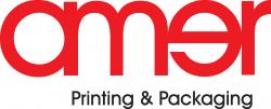 لوجو شركة عامر للطباعة