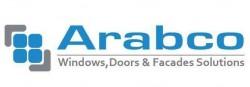 لوجو شركة ارابكو لانظمة النوافذ والابواب