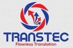 لوجو شركة ترانس تك للترجمة المعتمدة والتعريب
