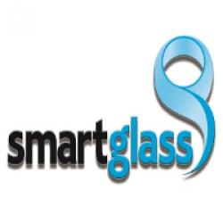 لوجو شركة الشركة الذكية للزجاج