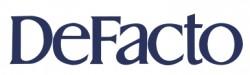 لوجو شركة دي فاكتو
