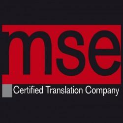 لوجو شركة شركة إم إس إى للترجمة المعتمدة