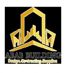 لوجو شركة عرب بيلدنج للمقاولات