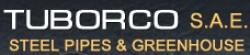 لوجو شركة تيوبوركو للمواسير المعدنية و الصوبات الزراعية