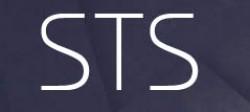لوجو شركة اس تي اس