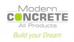لوجو شركة الحديثة للمنتجات الخرسانية والاسمنتية