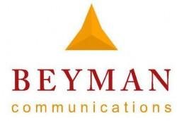 لوجو شركة بيمان للاعلان
