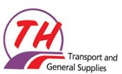 لوجو شركة تى اتش للنقل والتوريدات العامة