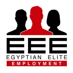 لوجو شركة النخبة المصرية للضيافة