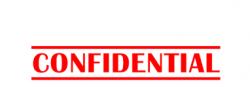 لوجو confidential