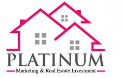 لوجو شركة بلاتينوم للتسويق والإستثمار