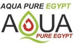 لوجو شركة اكوا بيور ايجبت معالجة المياة