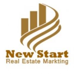 لوجو شركة نيو ستارت للتسويق العقاري