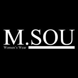 لوجو شركة إم سو للملابس
