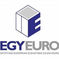لوجو شركة المصرية الاوربية للمصاعد