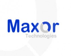 لوجو شركة ماكسور للتكنولوجيا