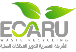 لوجو شركة المصرية لتدوير المخلفات الصلبة