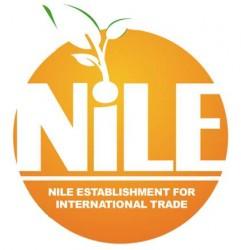 لوجو شركة مؤسسة النيل