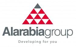 لوجو شركة مجموعة العربية