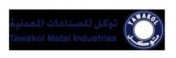 لوجو شركة توكل للصناعات المعدنية