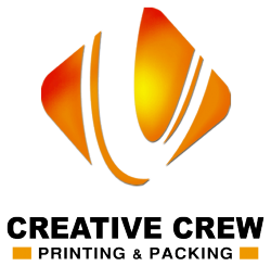 لوجو شركة كرياتيف كرو للطباعة والتغليف