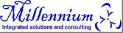 لوجو شركة ميلينيوم للاستشارات