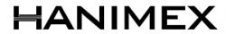 لوجو شركة هانيمكس للصناعات المعدنيه والخشبية