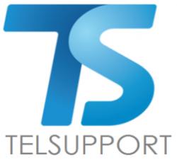 لوجو شركة تل سبورت TelSupport