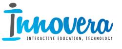 لوجو شركة انوفيرا لتكنولوجيا التعليم