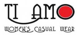 لوجو شركة تيامو للملابس الجاهزة