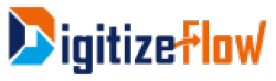 لوجو شركة ديجيتيز فلو لتكنولوجيا المعلومات