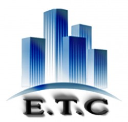 لوجو شركة الشركة المصرية للتجارة والمقاولات
