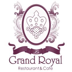 لوجو شركة الهولندية المصرية لإدارة المطاعم جراند رويال