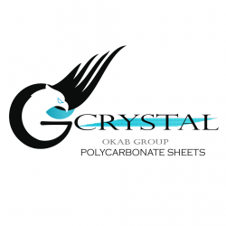 لوجو شركة جي كريستال للصناعات البلاستيكيه