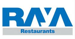 لوجو شركة رايه لاداره المطاعم