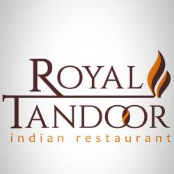 لوجو شركة مطعم رويال تاندوري