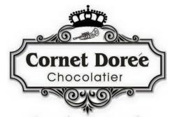 لوجو شركة كورنيه دوريه شوكولاتير