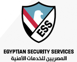 لوجو شركة Egyptian security