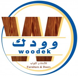 لوجو شركة شركة التجهيزات الخشبية وودك