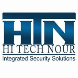 لوجو شركة هاي تك نور للأنظمة الأمنية