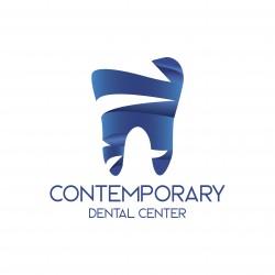 لوجو شركة مركز الأستاذ الدكتور معتز الخواص لزراعة و تجميل الاسنان