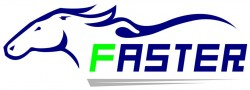 لوجو شركة فاستر للنقل
