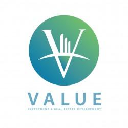 لوجو شركة فاليو للاستثمار والتطوير العقاري
