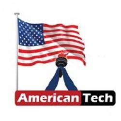 لوجو شركة امريكان تيك لزيوت السيارات