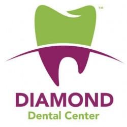 لوجو شركة عيادة دايموند للأسنان