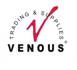 لوجو شركة فينوس للتجاره والمقاولات